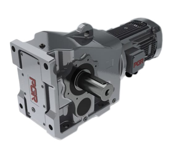 Мотор-редуктор цилиндро-конический