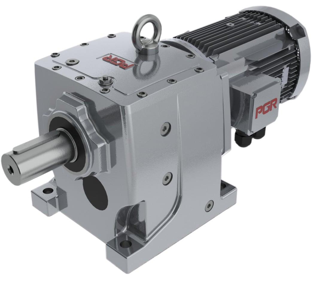 Мотор-редуктор соосно-цилиндрический PA