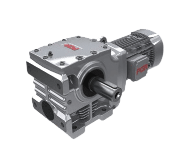 Мотор-редуктор цилиндро-червячный PSH